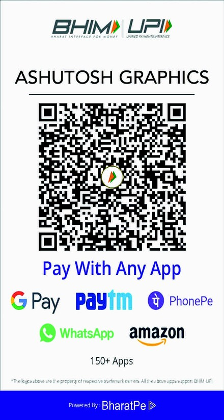 Qr Code for Payment at bulkprintouts.com